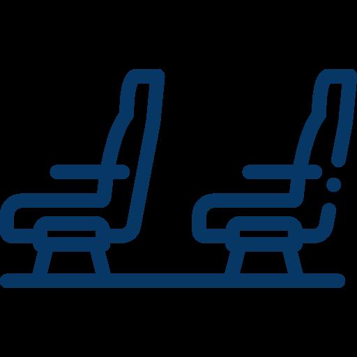 Airplane Seat Bacteria