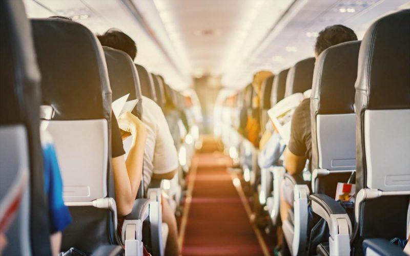 Travel Airplane Sanitizing Spray