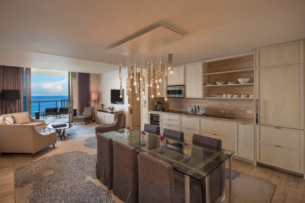 St. Regis Bal Harbour Resort, Miami Ocean Front Suite