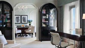 Four Seasons Hotel Chicago Suite