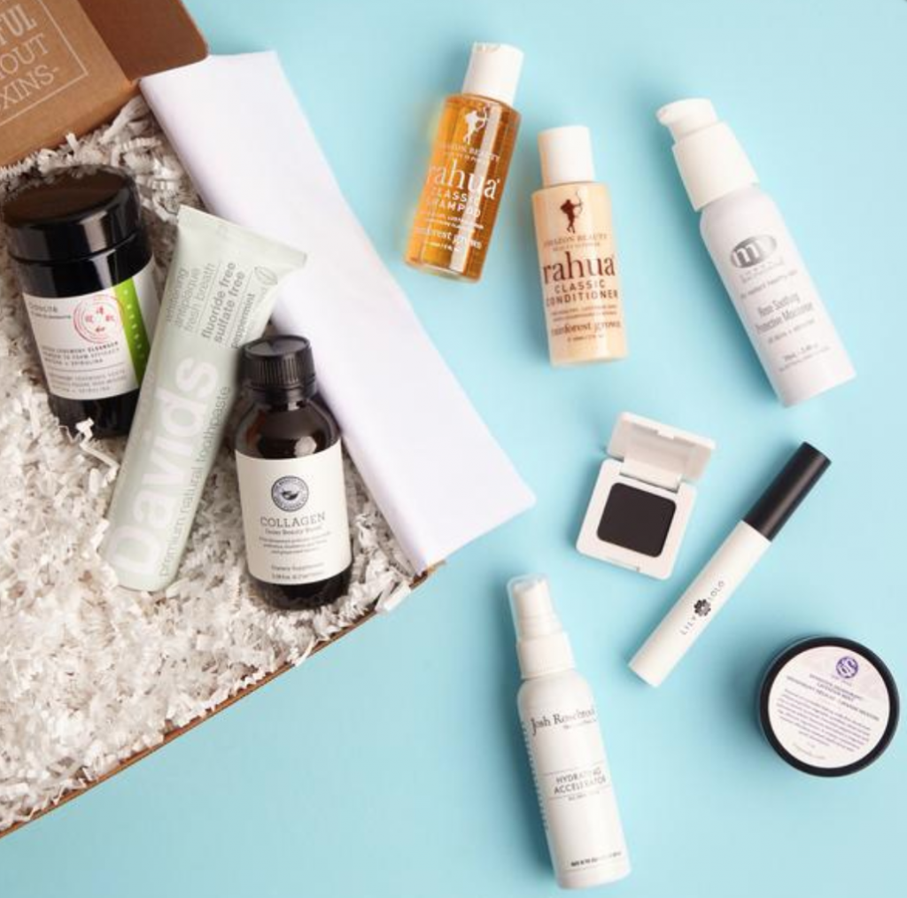Eco-friendly Beauty Product Gifts